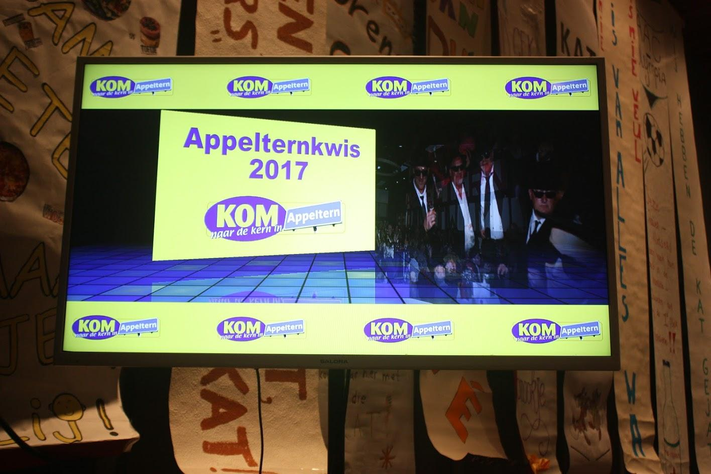 appelternkwis 2017