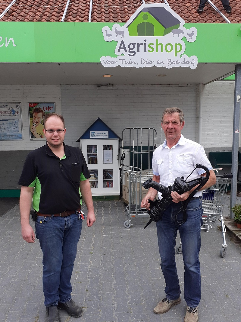 waterpomp van agrishop